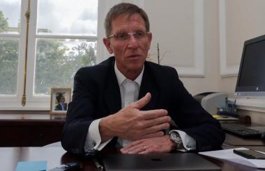 Emilio Archila, Alto Consejero para el Posconflicto.