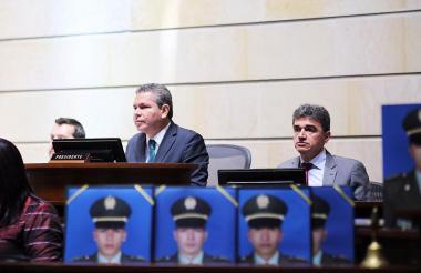 Comisión segunda del congreso