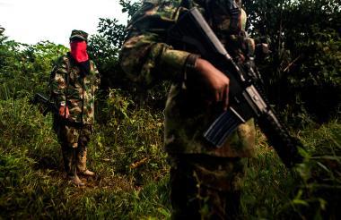 El informe asegura que el ELN es el cuarto agente perpetrador de amenazas, antecedido por las Autodefensas Gaitanistas de Colombia, Águilas Negras y agentes desconocidos.