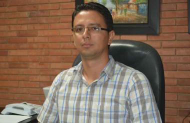 Carlos Arturo Guerra Sierra, gobernador ad hoc de Sucre.