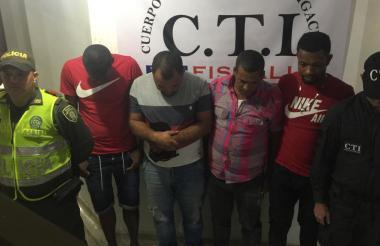 Los detenidos no aceptaron haber hecho 'justicia por sus propias manos' el pasado 14 de enero.