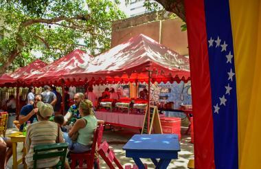El Día Mundial de la Arepa celebró su octava edición en Barranquilla.