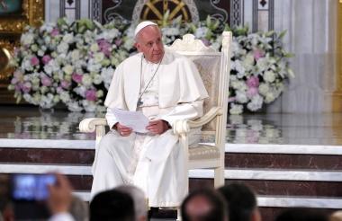 El papa Francisco ha presentado varias medidas para luchar contra la pederastia.
