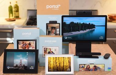 En los nuevos dispositivos Portal, Portal Mini y Portal TV Facebook redujo los costos.