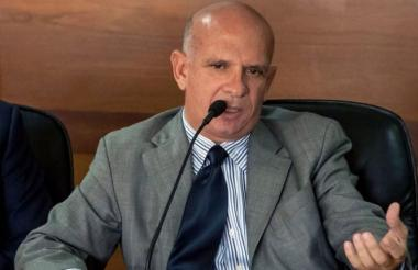 Hugo Carvajal.