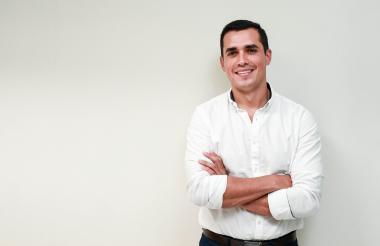 El presidente de Mall Plaza Colombia, Pablo Pulido.