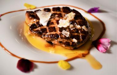 Uno de los platos exquisitos de la gastronomía que se ofrece en Barranquilla.