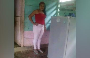 Sandra Milena Hernández Flórez, asesinada a bala.