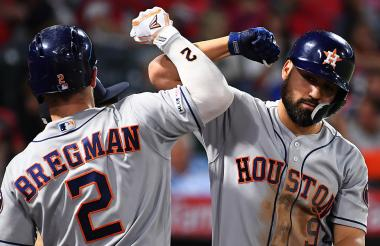 Los Astros de Houston son junto a los Yanquis los grandes favoritos de este año.