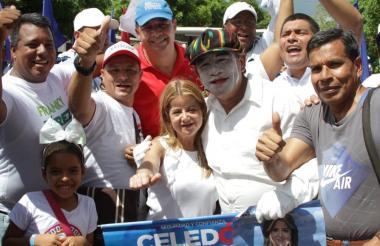Noguera,Celedón y Rodríguez.