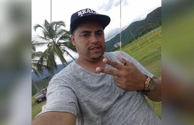 Jorge Eliécer Díaz Collazos, alias Castor, detenido en Venezuela.