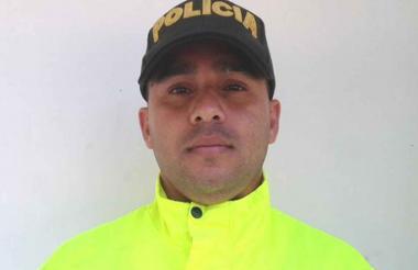 Eduardo Bolaños, policía asesinado.