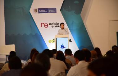 Luis Miguel Morelli, presidente de la Agencia Nacional de Hidrocaburos (ANH).
