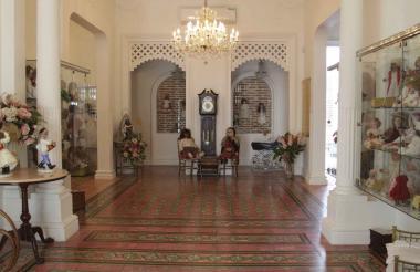 Una de las salas principales del museo 'Un Momento de Fantasía'.