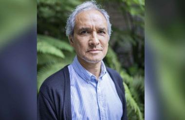 Julio Paredes, también autor de 'La celda sumergida'.