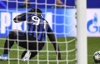 Duván acumula seis goles esta temporada en el Calcio.