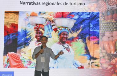 Julián Guerrero Orozco, viceministro de Turismo.