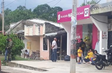 Comando político de Marlon Amaya en Mingueo.