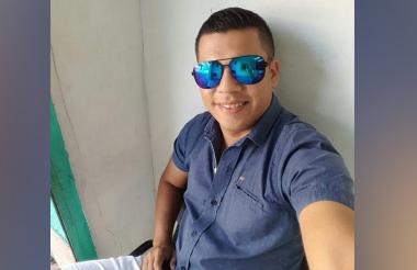 Alirio Antonio Toro Flórez, víctima.