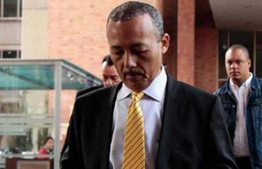Wilmer González Brito, exgobernador de La Guajira. Tiene orden de captura vigente.