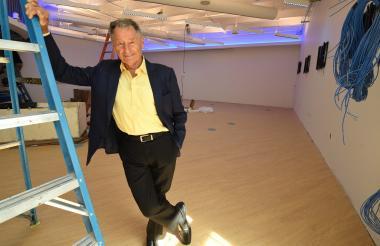 Leonard Kleinrock, uno de los creadores de Arpanet, el invento que dio origen a la red que se conoce hoy en día.