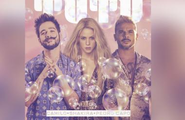 Shakira anunció a través de sus redes la colaboración musical que será el próximo 15 de octubre.