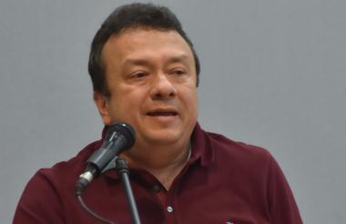 Eduardo Pulgar.