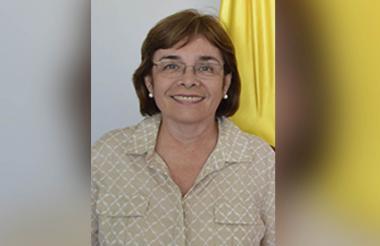Loretta Jiménez Sánchez, alcaldesa ad hoc de Soledad.