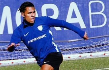 Tarik Antonio Mebarak, sobrino de la artista barranquillera Shakira.
