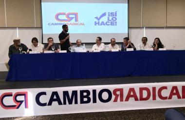 Fuad Char y Germán Vargas Lleras también se reunieron en el hotel Dann Carlton de Barranquilla antes de las elecciones regionales del pasado domingo.