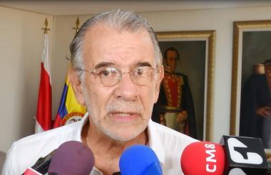 Eduardo Verano, gobernador de