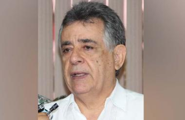 Edgar Martínez Romero, gobernador de Sucre