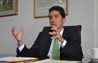 Luis Fernando Mejía, director de Fedesarrollo.