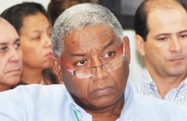 Luis Vladimir Peñaloza, alcalde de Codazzi, Cesar.