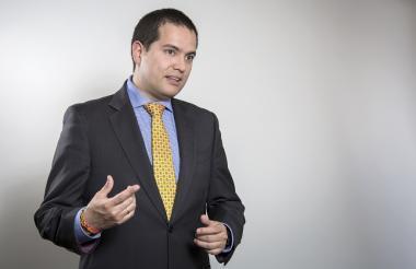 Freddy Castro, director de Banca de las Oportunidades.