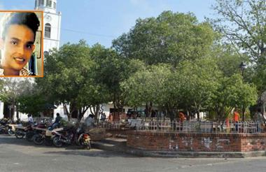 El hecho se registró en Aguachica, sur del departamento del Cesar.