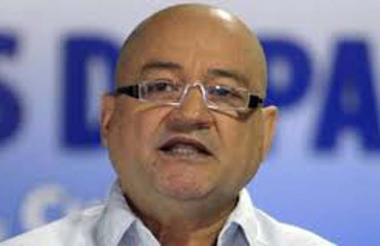 Carlos Antonio Lozada, senador del partido Farc.