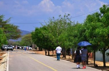 Guacoche, territorio ancestral del Cesar.