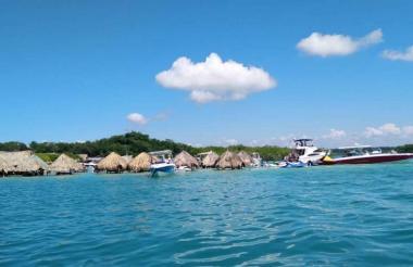 Isla Cholón.