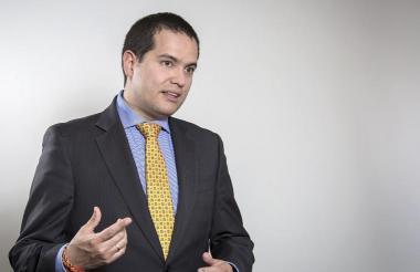 El director de Banca de las Oportunidades, Freddy Castro.