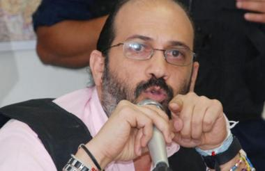 Rodrigo Tovar Pupo.