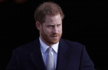 Harry, de 35 años, tuvo que renunciar a sus grados militares honoríficos.