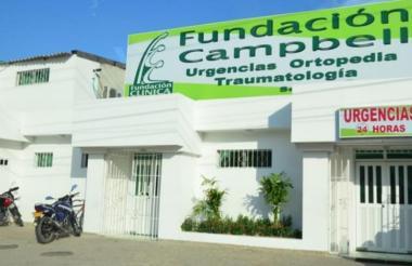 Los heridos fueron trasladados a la Clínica Campbell, en Malambo.
