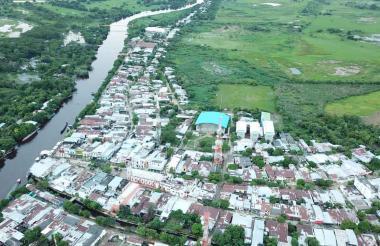 Esta es la zona de alerta en el sur del departamento de Sucre.