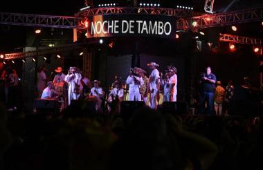Noche de Tambó, uno de los eventos que se realizarán.