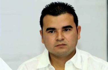 Héctor Julio Alfonso López, hijo de 'la Gata'.