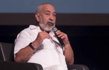 El escritor cubano Leonardo Padura, autor de 'El hombre que amaba a los perros'.