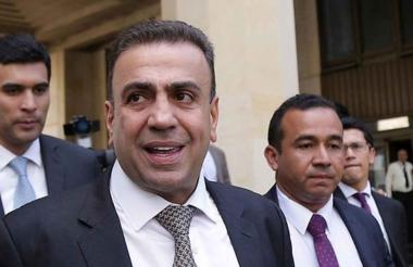Musa Besaile Fayad, exsenador de la República.