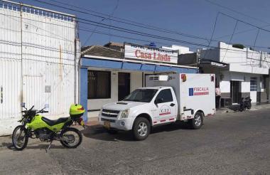 En este hotel del centro de Valledupar fue asesinado a puñal José A. Orozco.