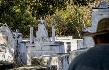 La muerte estuvo rondando antes de la tragedia porque El Salado se había convertido en zona de conflicto.